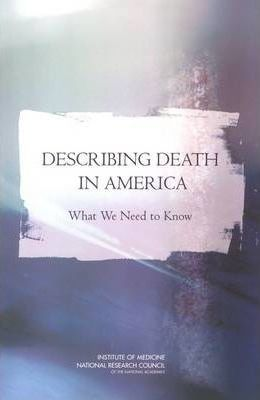 Describing Death in America