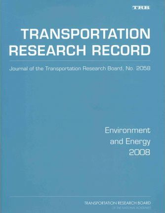 Environment and Energy 2008