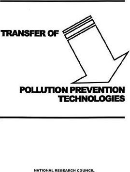Transfer of Pollution Prevention Technologies