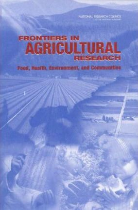 Frontiers in Agricultural Research