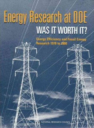 Energy Research at DOE, Was it Worth It?