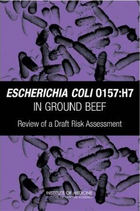 Escherichia Coli 0157:H7 in Ground Beef