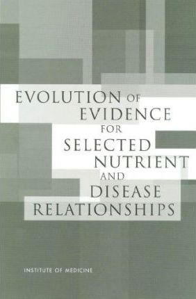Evolution of Evidence for Selected Nutrient and Disease Relationships