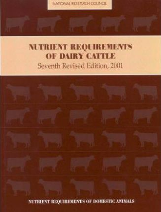 Nutrient Requirements of Dairy Cattle