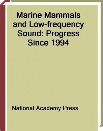 Marine Mammals and Low-Frequency Sound