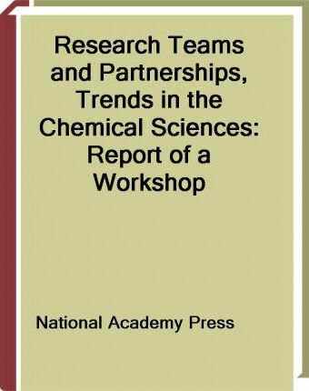 Research Teams and Partnerships, Trends in the Chemical Sciences