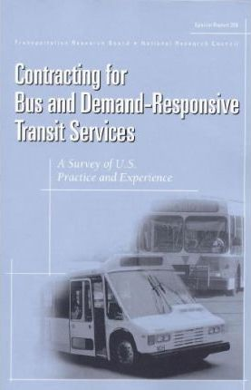Contracting for Bus and Demand-Responsive Transit Services