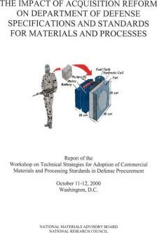 The Impact of Acquisition Reform on Department of Defense Specifications and Standards for Materials and Processes