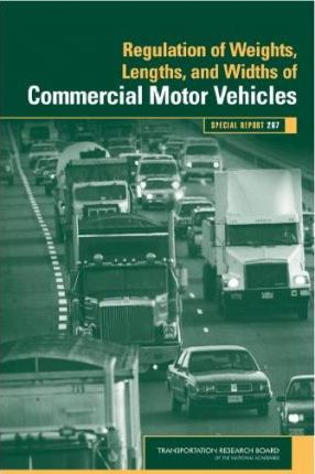 Regulation of Weights, Lengths, and Widths of Commercial Motor Vehicles