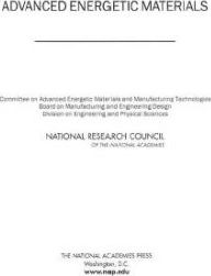 Advanced Energetic Materials