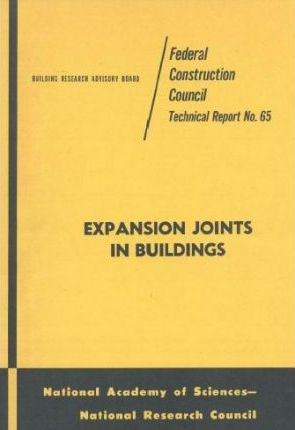 Expansion Joints in Buildings