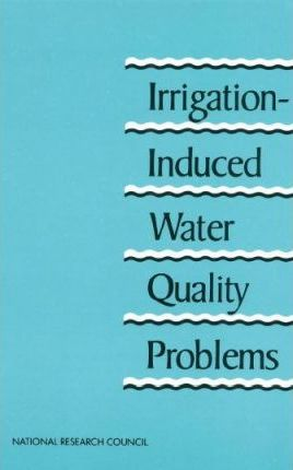 Irrigation-Induced Water Qualilty Problems