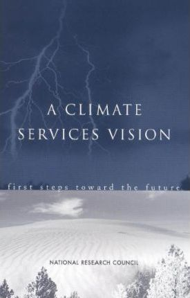 A Climate Services Vision