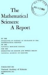 The Mathematical Sciences