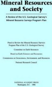 Mineral Resources and Society