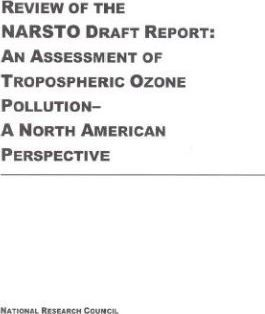 Review of the Narsto Draft Report