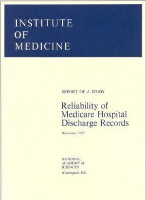 Reliability of Medicare Hospital Discharge Records