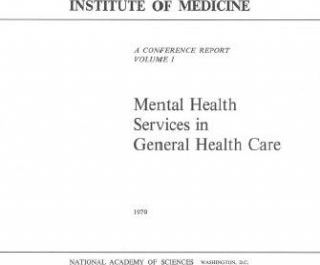 Mental Health Services in General Health Care