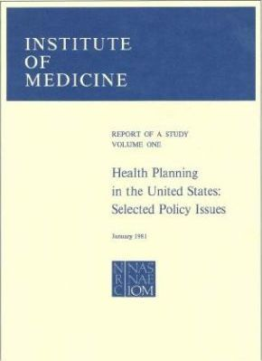 Health Planning in the United States