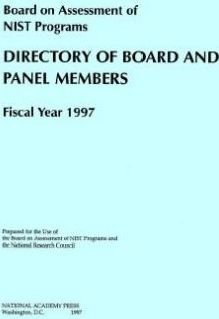 Board on Assessment of Nist Programs