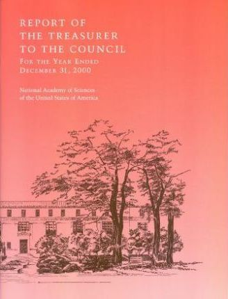 Report of the Treasurer to the Council