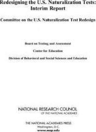 Redesigning the U.S. Naturalization Test