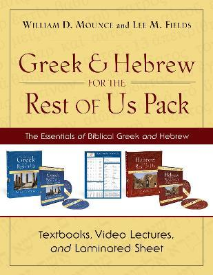 Greek and Hebrew for the Rest of Us Pack  The Essentials of Biblical Greek and Hebrew