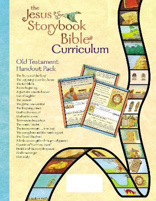 Jesus Storybook Bible Curriculum Kit Handouts, Old Testament : Sally