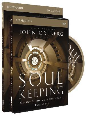 Soul Keeping Study Guide with DVD