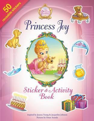 Princess Joy Sticker and Activity Book