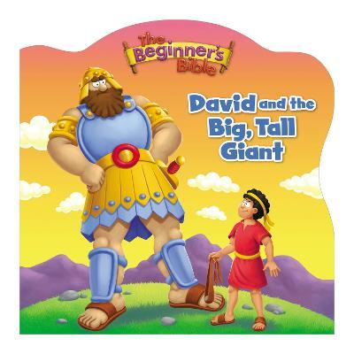 - The Beginner's Bible David And The Big, Tall Giant : Zonderkidz :  9780310759935