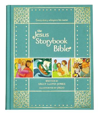 The Jesus Storybook Bible Gift Edition Cover Image