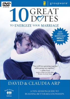 10 Great Dates to Energize Your Marriage, Session 1