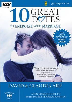 10 Great Dates to Energize Your Marriage, Session 8