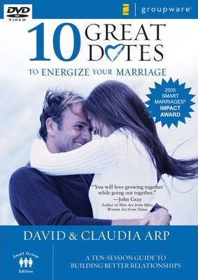 10 Great Dates to Energize Your Marriage, Session 10