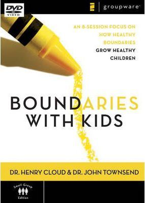 Boundaries with Kids, Session 1