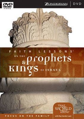 Prophets and Kings Session 1