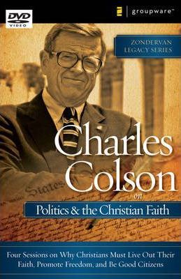 Charles Colson on Politics and the Christian Faith, Session 4