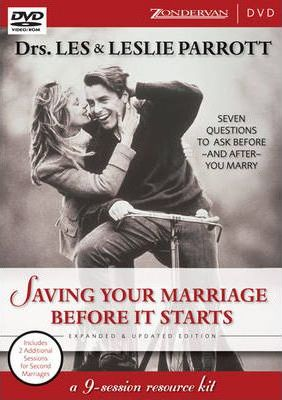 Saving Your Marriage Before It Starts, Session 1
