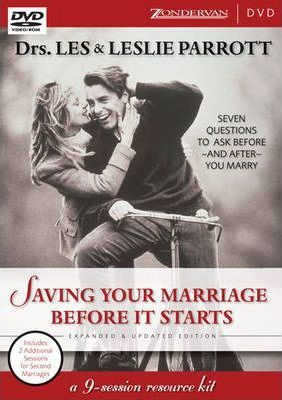 Saving Your Marriage Before It Starts, Session 8