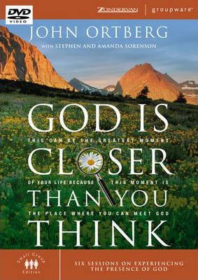 God Is Closer Than You Think, Session 2