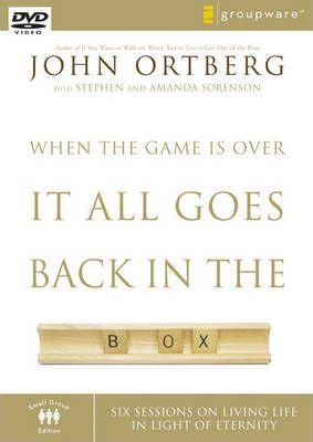 When the Game Is Over, It All Goes Back in the Box, Session 2