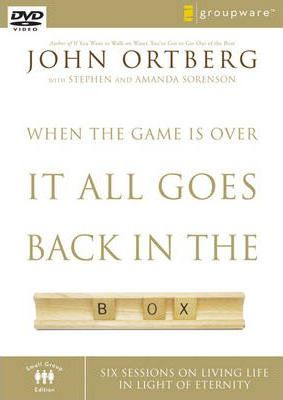 When the Game Is Over, It All Goes Back in the Box, Session 5