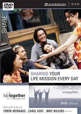 Sharing Your Life Mission Every Day, Session 4