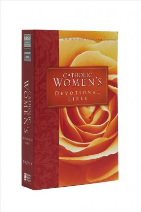 NRSV, Catholic Women's Devotional Bible, Hardcover