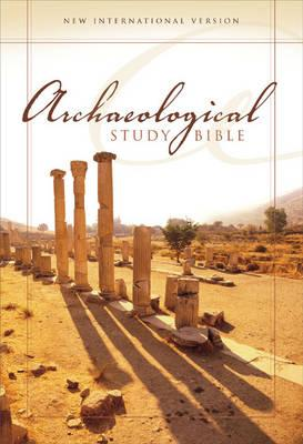 NIV Archaeological Study Bible  An Illustrated Walk Through Biblical History And Culture