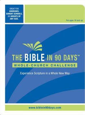 The Bible in 90 Days: Whole-Church Challenge Kit Video - Session 8 with Jack Modesett