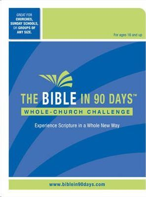 The Bible in 90 Days: Whole-Church Challenge Kit Video - Session 12 with Jack Modesett