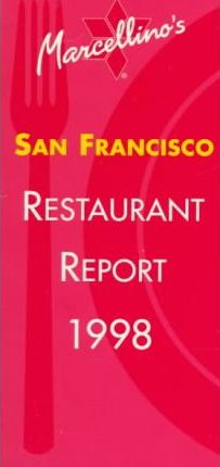 Marcellino's San Francisco Restaurant Report 1998