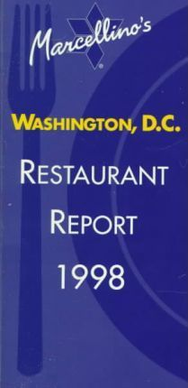 Marcellion's Washington, D.C Restaurant Report 1998